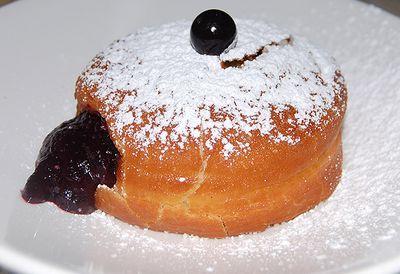 Foie Gras Doughnut