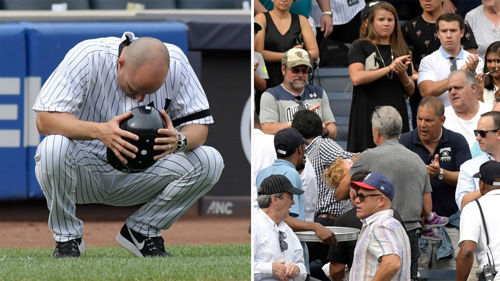 MLB news: New York Yankees call for protective netting after girl hit by 170km/h line drive