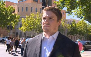 Ex-Adelaide Crows employee avoids jail over online grooming