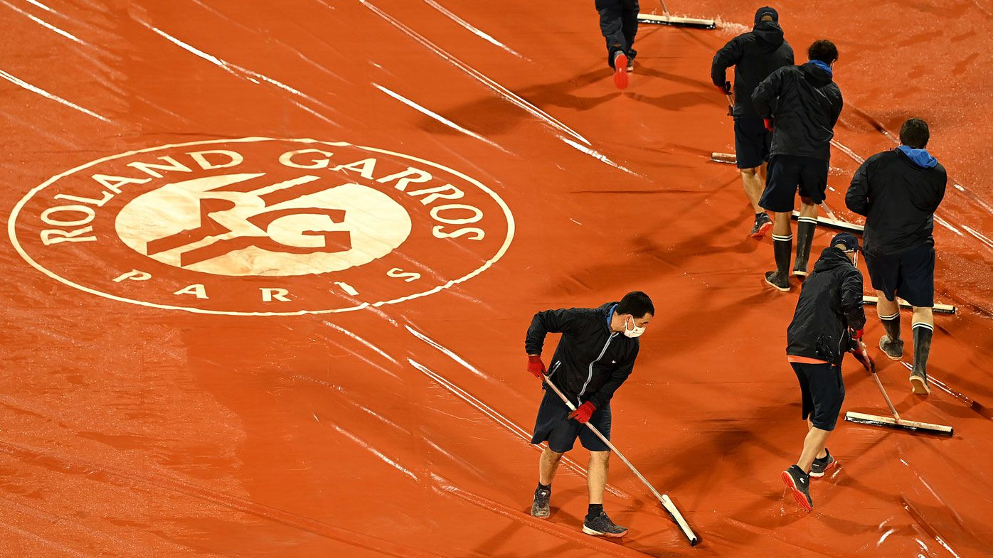 Paris prosecutor investigating match-fixing suspicions over French Open match