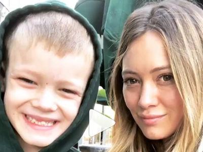 Hilary Duff's brilliant advice for dealing with mum shamers
