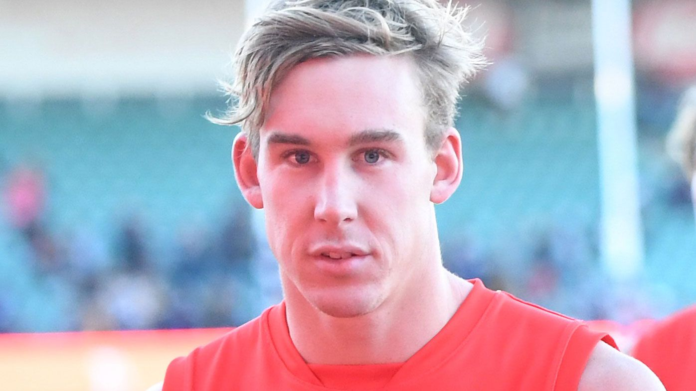 Gold Coast star Tom Lynch stripped of captaincy after announcing intentions to leave