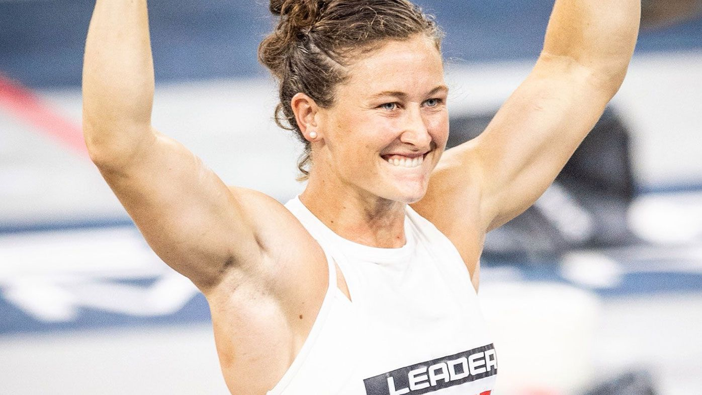 Tia-Clair Toomey claims title of fittest woman on the planet