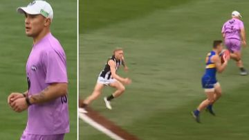 Magpies runner