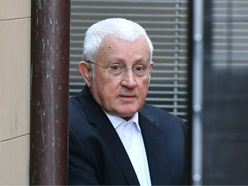 Ron Medich has been sentenced to a maximum 39 years jail over the murder of Michael McGurk in 2009. Picture: AAP