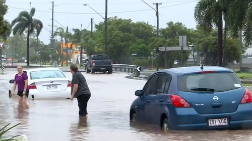 Several flood warnings remain in place, as the monsoon trough hovers over northern Queensland.