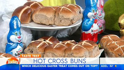 How to pick the best Hot Cross Bun from the the hoard
