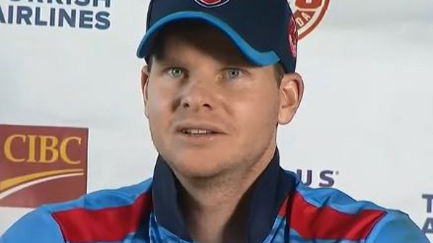 Former Australian cricket captain Steve Smith has admitted the ball-tampering scandal took its toll.