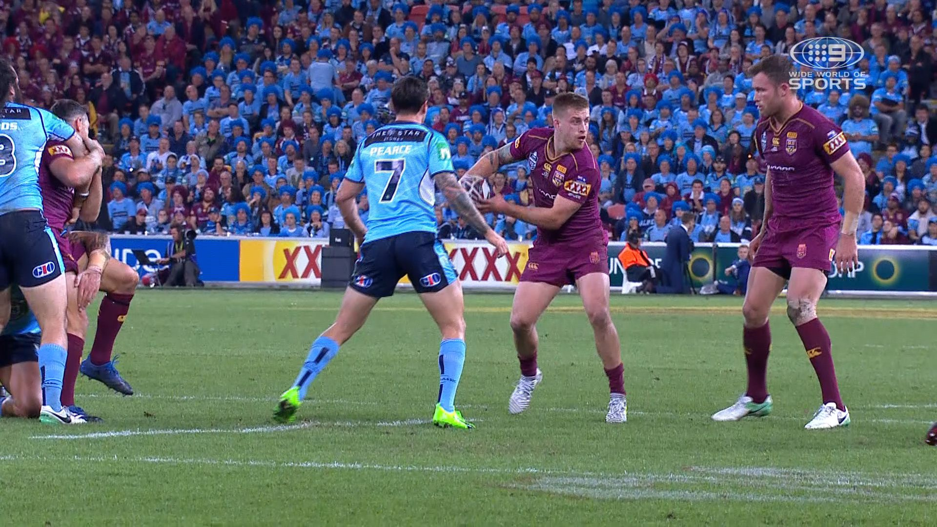 Peter Psaltis: How to solve the biggest problem with State of Origin