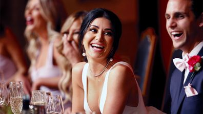 Martha and Michael on MAFS