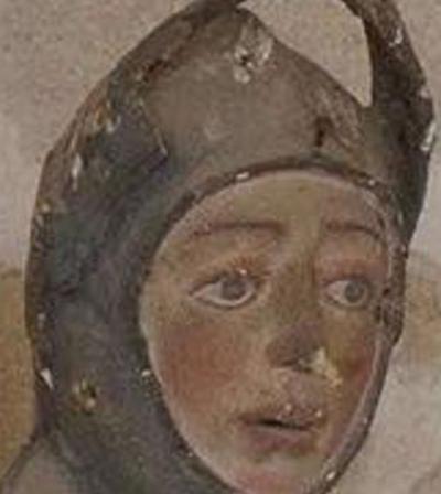 Saint George in Navarre, Spain