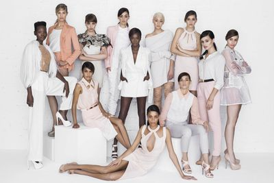 "<i>The Face Australia</i> debuted with 24 finalists, but only 12 beauties got their chance to become The Face of Fresh Effects by Olay.<br/><br/>Along the way, they'll be guided by supermodel mentors Naomi Campbell, Nicole Trunfio and Cheyenne Tozzi. Who will be ""The Face""?<br/><br/><i>The Face Australia</i> airs Tuesdays at 9pm (EDT) on FOX8, Foxtel.<br/><br/>By Adam Bub. <b><a target=""_blank"" href=""http://twitter.com/TheAdamBub"">Follow @TheAdamBub on Twitter</a></b><br/><br/>Images: Foxtel/Fabrizio Lipari"