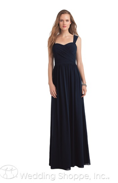 The mother of the bride has purchased this similar gown from Wedding Shoppe, Inc.
