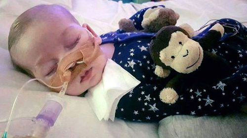 UK hospital to re-examine now-famous case of terminally ill baby