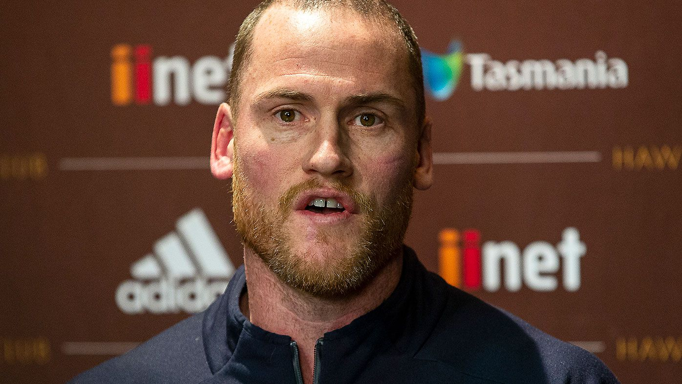 Hawthorn captain Jarryd Roughead pledges to play on in 2019