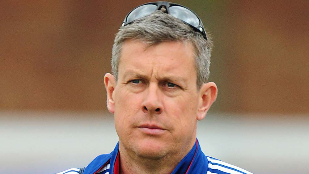 Ashley Giles says he would have sent wayward English home