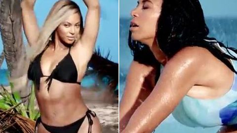 Watch: Beyoncé debuts new song in steamy bikini ad for H&M