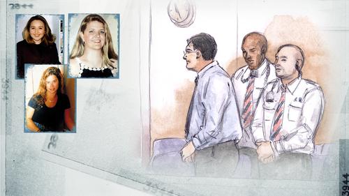 Claremont killings trial