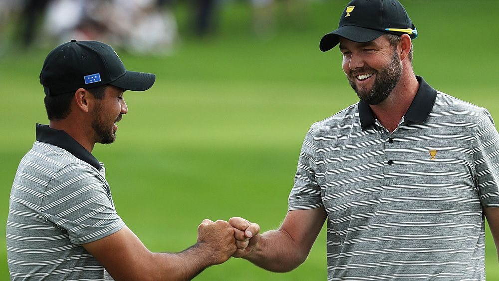 Presidents Cup 2017: USA stun Internationals to be on cusp of historic victory