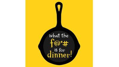 9Honey's brand new foodie podcast 'What the F@*# is for Dinner?'
