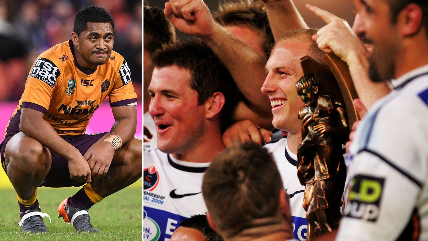 What happened to the mighty Brisbane Broncos and when can they win again?