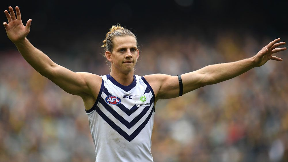 Fyfe eyes off AFL flag after monster deal