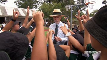 'Inspirational' teacher leaves school for the last time in four decades