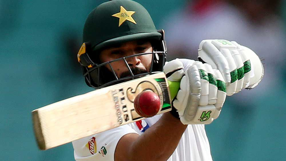 Pakistan offer resistance at the SCG