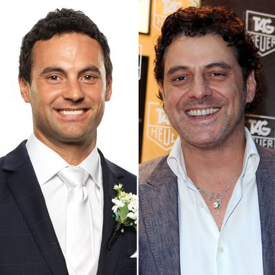 Cameron and Vince Colosimo