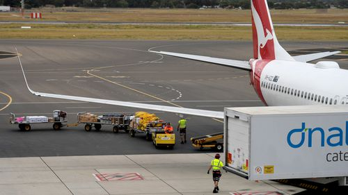 A cluster outbreak that started among baggage handlers and then spread into other Qantas divisions ended with 750 staff forced into quarantine.
