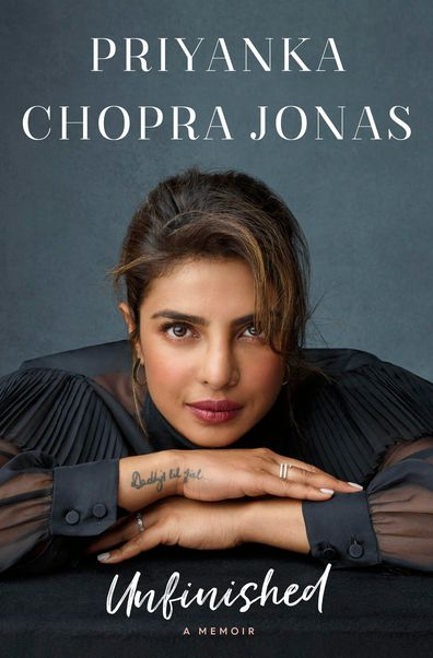 Priyanka Chopra releases new memoir Unfinished.