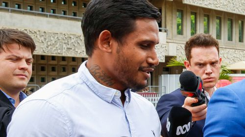 Former NRL Star Gets 150 Hours Community Service On Public Nuisance Charges