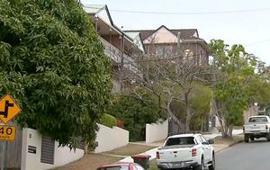 Two men charged with murder after body found in Taringa home