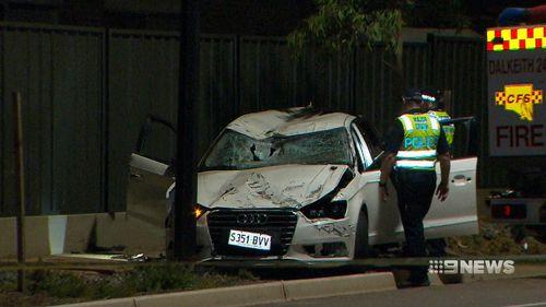 South Australia Crash Bor Mabil killed
