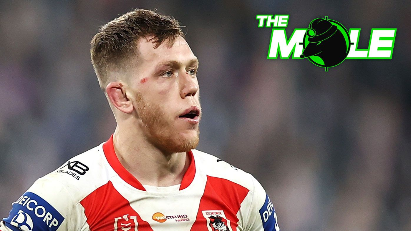 Cameron McInnes could be on the move for 2022.