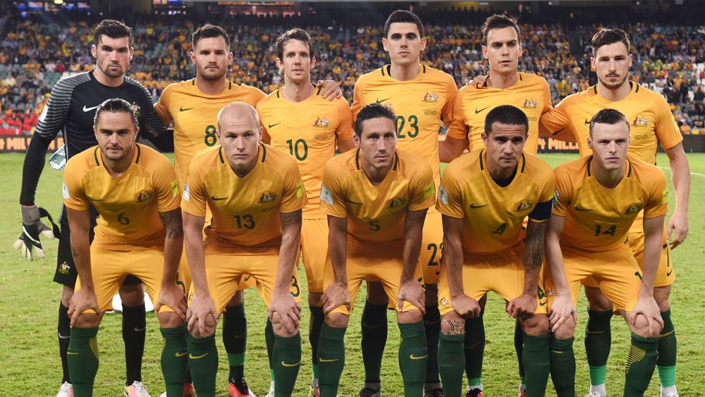 Socceroos face Japan on road to Russia