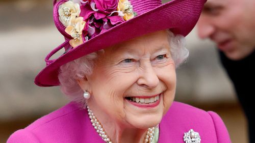 The Queen will host a champagne reception.