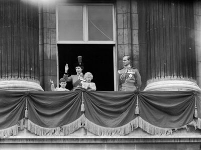 Trooping the Colour, 1954