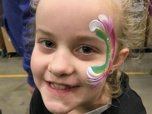 Rosie Andersen, 8, died from the flu earlier this month. (GoFundMe)