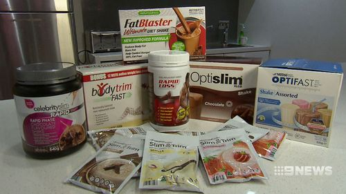 Diet Shake Reviews Obesity Campaigner S Warning
