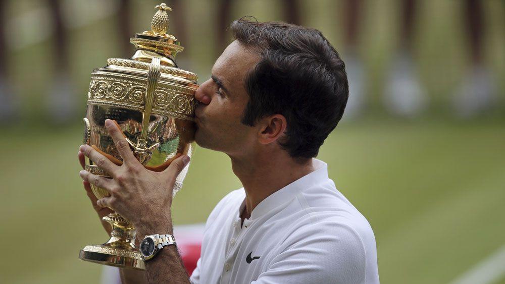 Roger Federer eyes No.1 after Wimbledon win