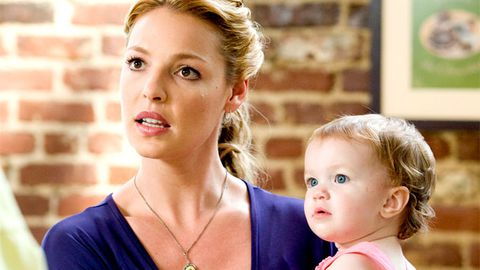 Katherine Heigl wants to be back on Grey's Anatomy