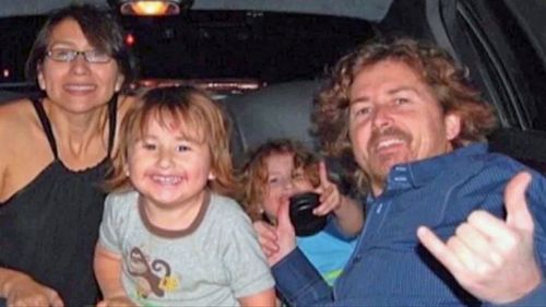 Man found guilty of killing family-of-four found in US desert