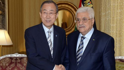 Palestine pushes Hamas for truce