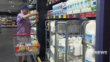 Where you can buy the cheapest milk