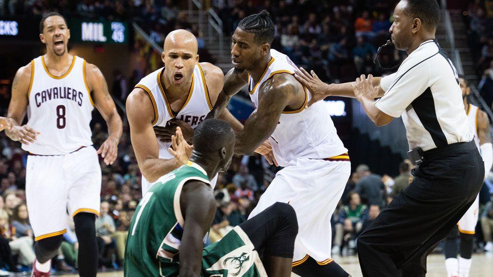 NBA's Jefferson meets his Maker