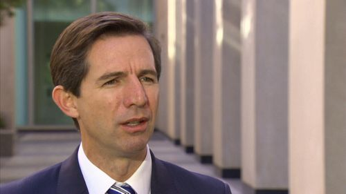 Education Minister Simon Birmingham says the changes will help Australia's hardest-working families.