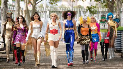 BATG 2021 superhero outfits