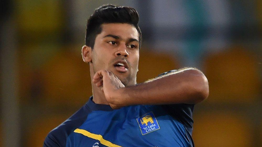 Lahiru Kumara. (AFP)