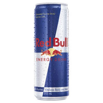 <strong>Red Bull energy drink</strong>